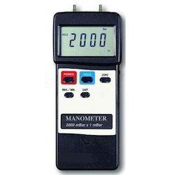 Digital Pressure Manometer