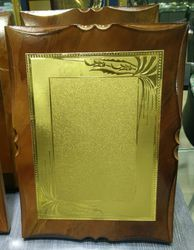 Gold Sheet Memento