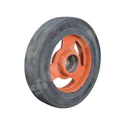 Bonded Rubber Tyred Wheels (BRT)