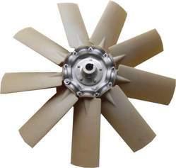 IR Radiator Fan