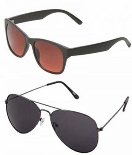 6603dd6f60e Benour Fashion Metal Multicolor Combo Sunglass