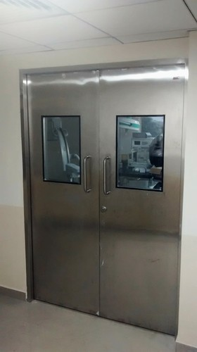 Operation Theater SS Doors & Operation Theater Ss Doors at Rs 800000 /piece | Jayanti Market ...