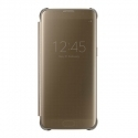 Samsung Edge Clear View Cover Gold