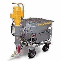 Spray Plastering Machine Cement Spray Plaster Machine