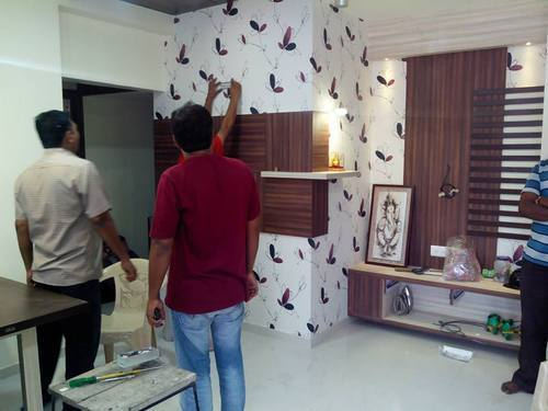 Kothari Construction - Manufacturer of Home Furniture  Kitchen