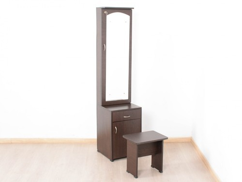 Furniture Dressing Table With Mirror And Stool