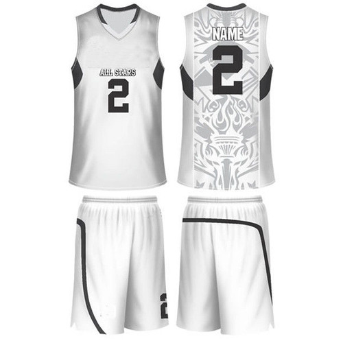 ba329b86b Customized Basketball Uniform