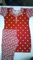 e384b1cbe Ladies Coton Night Dress