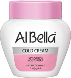 Albella Cold Cream, For Personal, Packaging Size: 250g