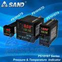 Melt Pressure Indicator
