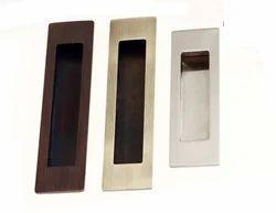Brass Flush Puller Handles