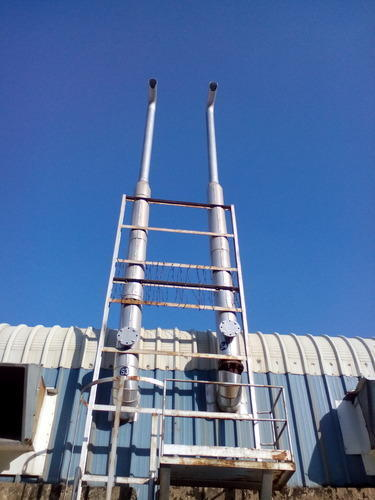 Dg Chimney K R Engg Works Amp Fabricators Manufacturer