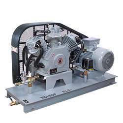 10-15 HP Oil Free Air Cooled Compressor