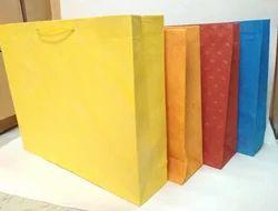 Ecocare Plain Paper Gift Bags, Capacity: 5kg