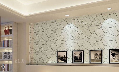 Decorative Gypsum Wall Panel, Vinyl, Plastic & Rubber