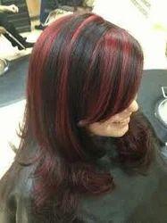 Female Hair Cutting