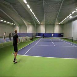Acrylic Sports Flooring