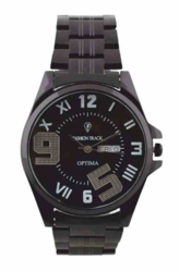 Ft- Man In Black Wrist Watch