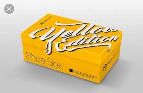 9e7156f1c Yellow Box Extreme Shoes Box