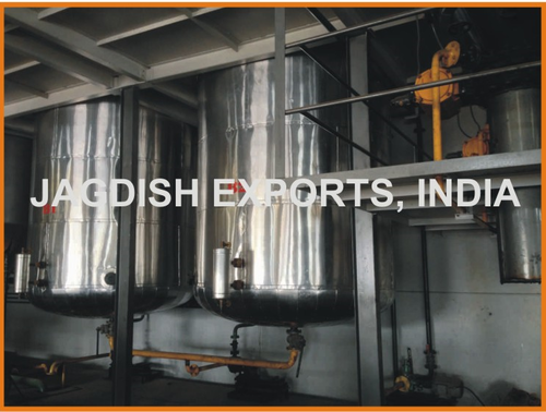 Jagdish Exports Automatic Edible Oil Processing Plant,