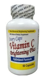 Ivory Caps Skin Whitening Pills