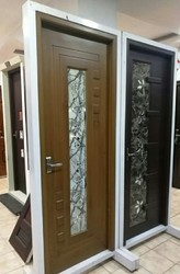 Frp Glass Door