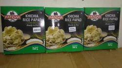Khichia Rice Papad