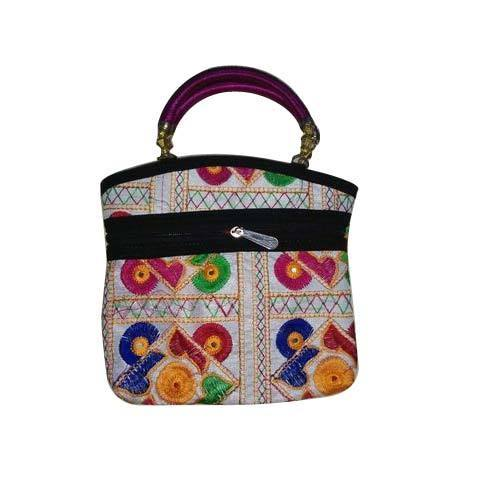 dc807ed21092 Ladies Purse - Hand Handle Ladies Purse Manufacturer from Ahmedabad