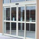 Industrial Glazed Sliding Doors