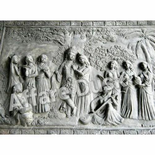 Radha Krishna FRP Mural Part 54