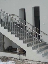Stainless Steel Railing For School