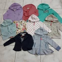 Stocklot Surplus Kids Boys Girls Jackets Winter Wear