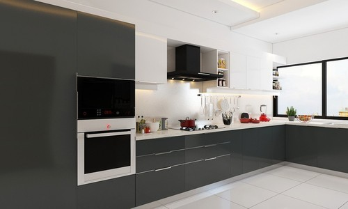modern kitchen home interior high quality pictures   Cerajot High Quality Modular Kitchen, Rs 150000 /piece ...