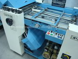Shoei KT 52 Paper Folder Machines