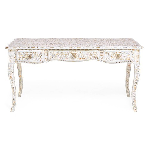 Mother Of Pearl Desk White At Rs 42000 /piece(s)