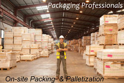 On Site Packing Service