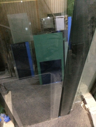 Office Door Glass