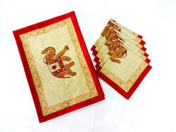 Table Mats & Napkins