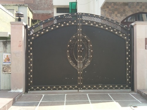 Iron Main Gate Main Gate Manufacturer From Jaipur