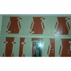 Stainless Steel Bedroom Wardrobe