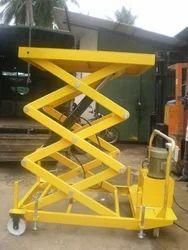 Scissor Lift - Motorized Scissor Lifts Manufacturer from Bengaluru