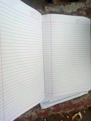 White Paper Foolscaps