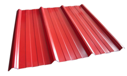 Galvanized Colour Coated Sheets