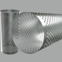 Perforated Drum Wire Mesh