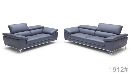 Kuka Italian Leather Sofa