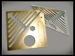 Copper Laser Cutting Services Work