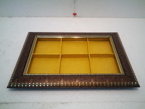 Dry Fruit Packing Tray