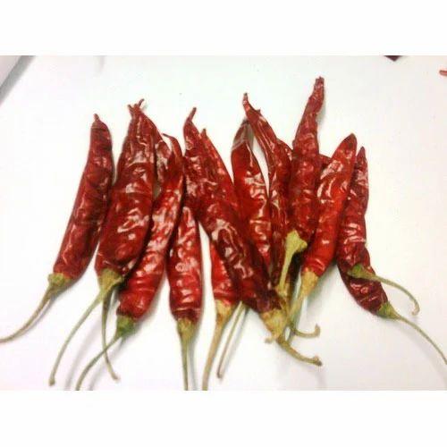 S4 Sannam Chilli - 334 Dry Red Chilli Wholesaler from Guntur