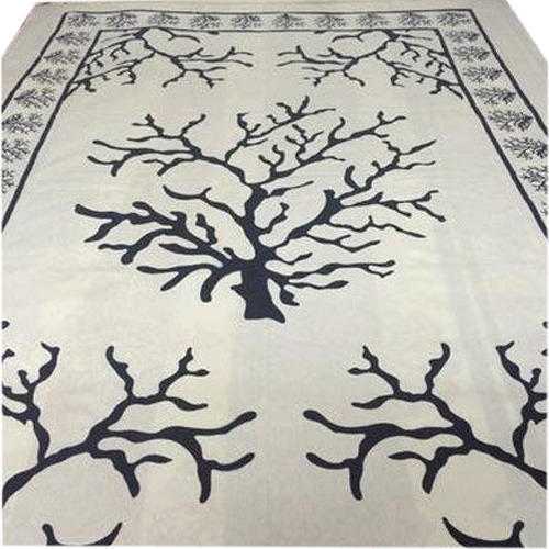 Stylish Printed Bed Sheet