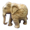 Wooden Carving Sikar Elephant